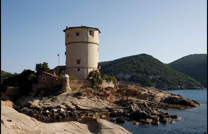 Campese Tower, Giglio Island