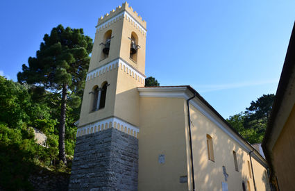 church of Santa Maria al Monte, Elba Island