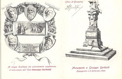 Commemorative postcard