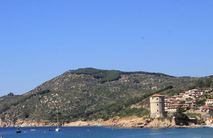 Giglio Island, Campese