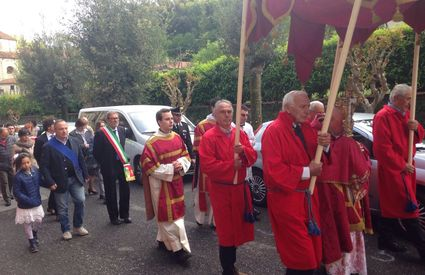 Procession of the Holy Cross, Bagnone