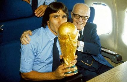 Spain 82, Bruno Conti, Sandro Pertini
