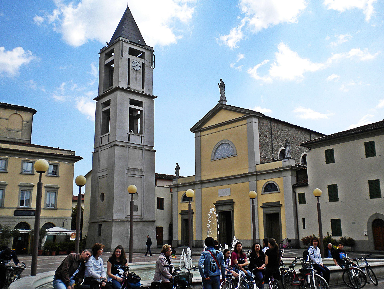 Agliana - Born on the via Cassia