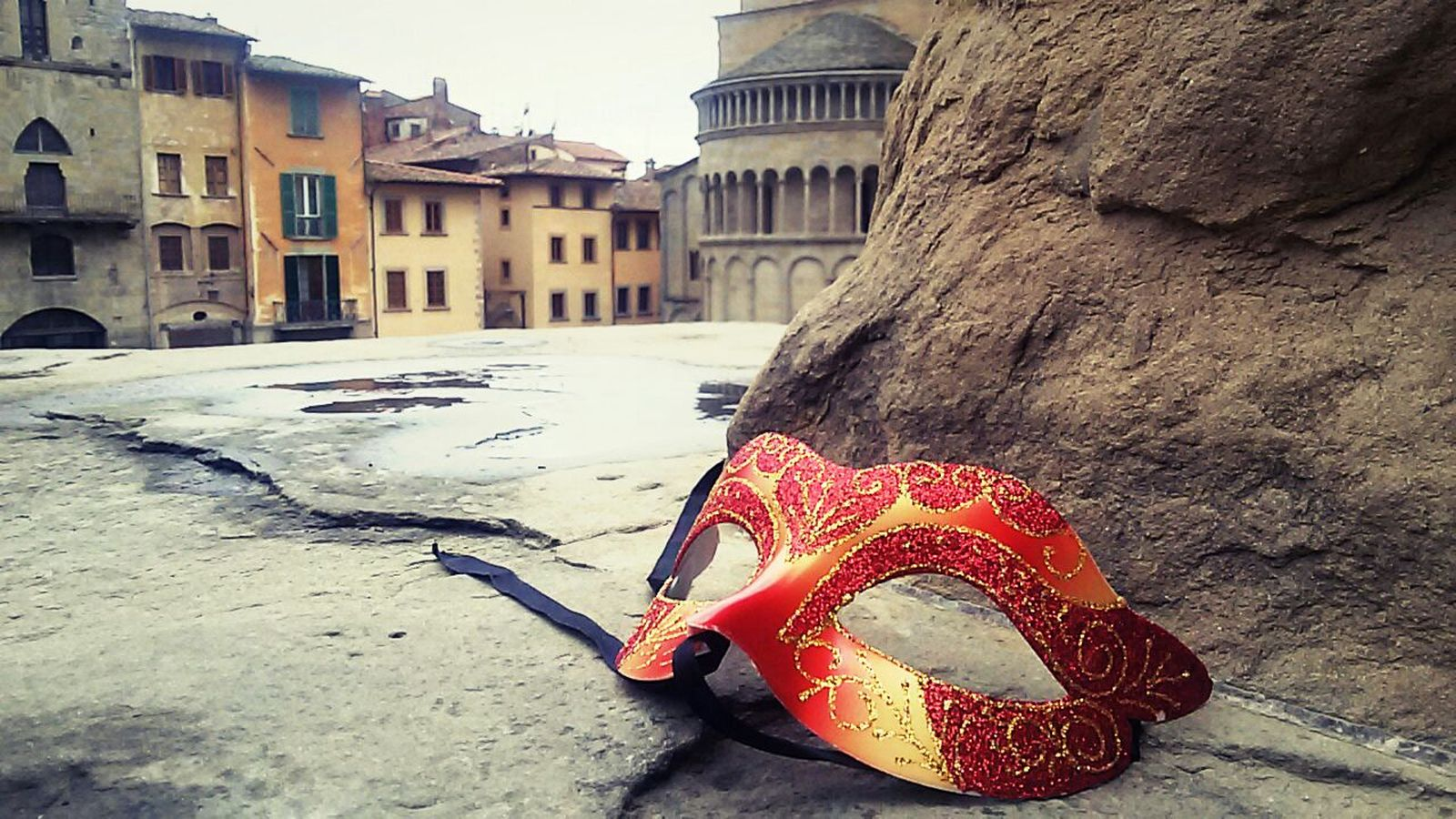 Arezzo - The legend of the enamoured bandit