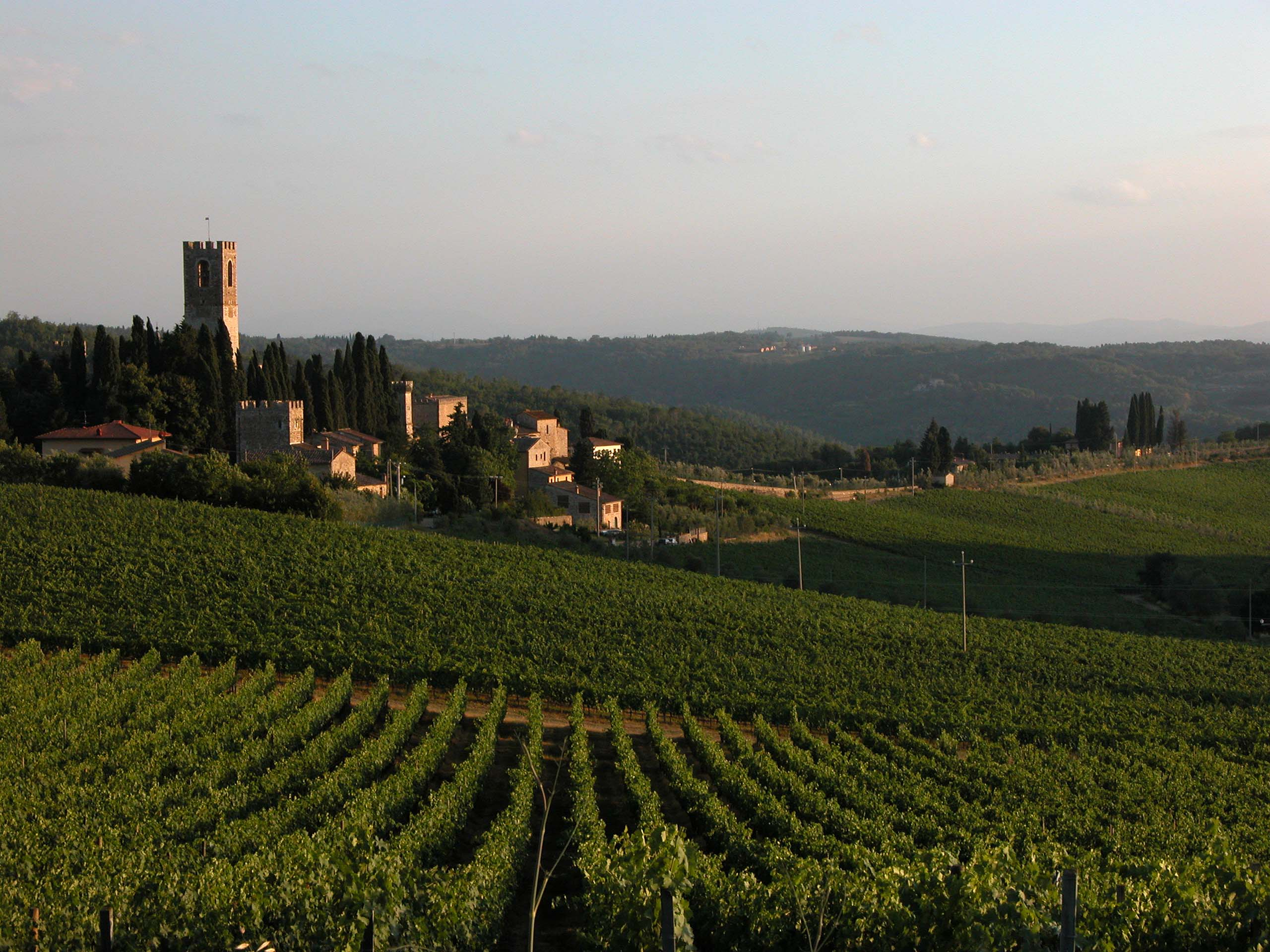 Tavarnelle Val di Pesa - Visit to Tavarnelle, ancient villas and gentle hills - Tuscany, Beautiful Everywhere