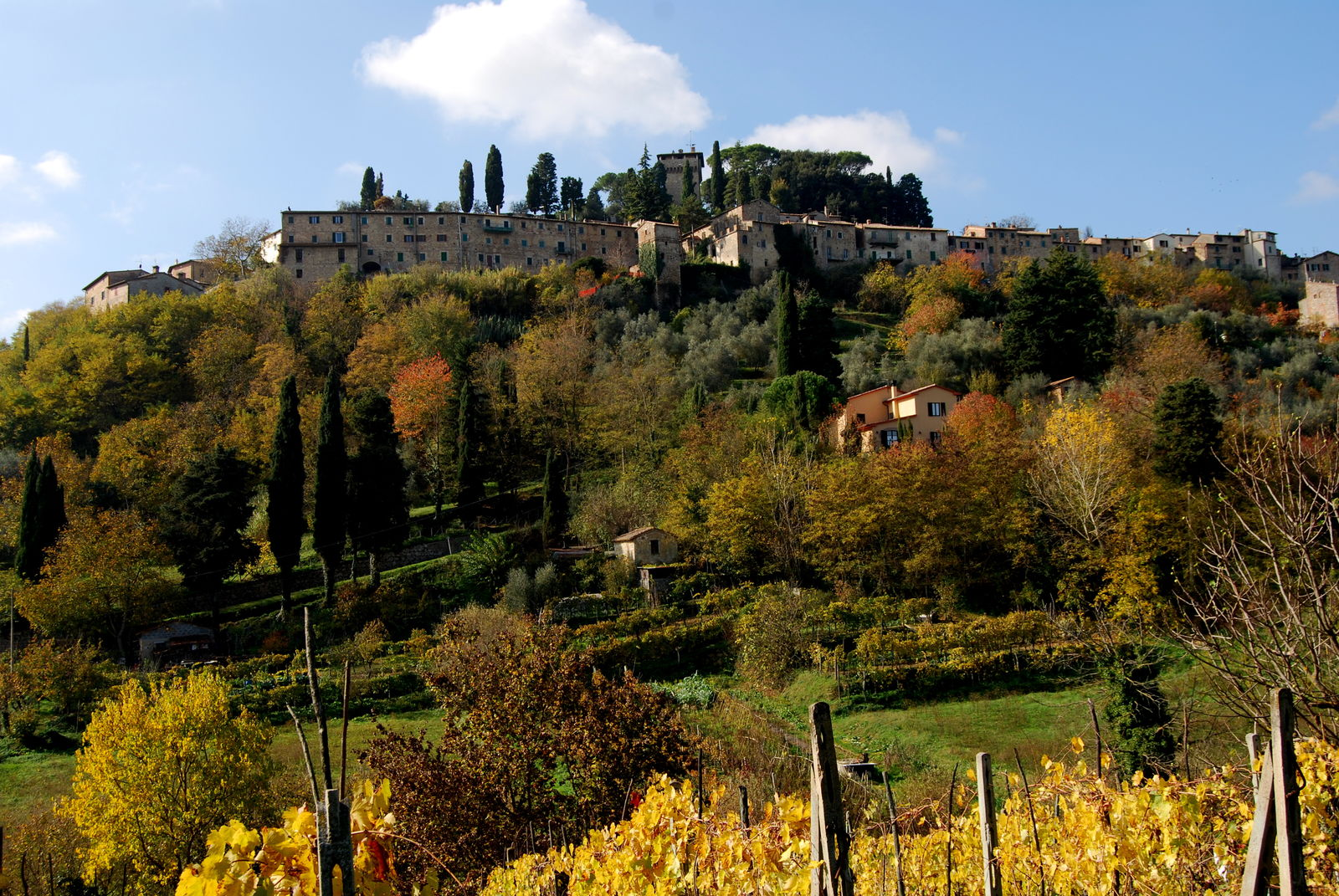Cetona - One of Italy's most beautiful villages