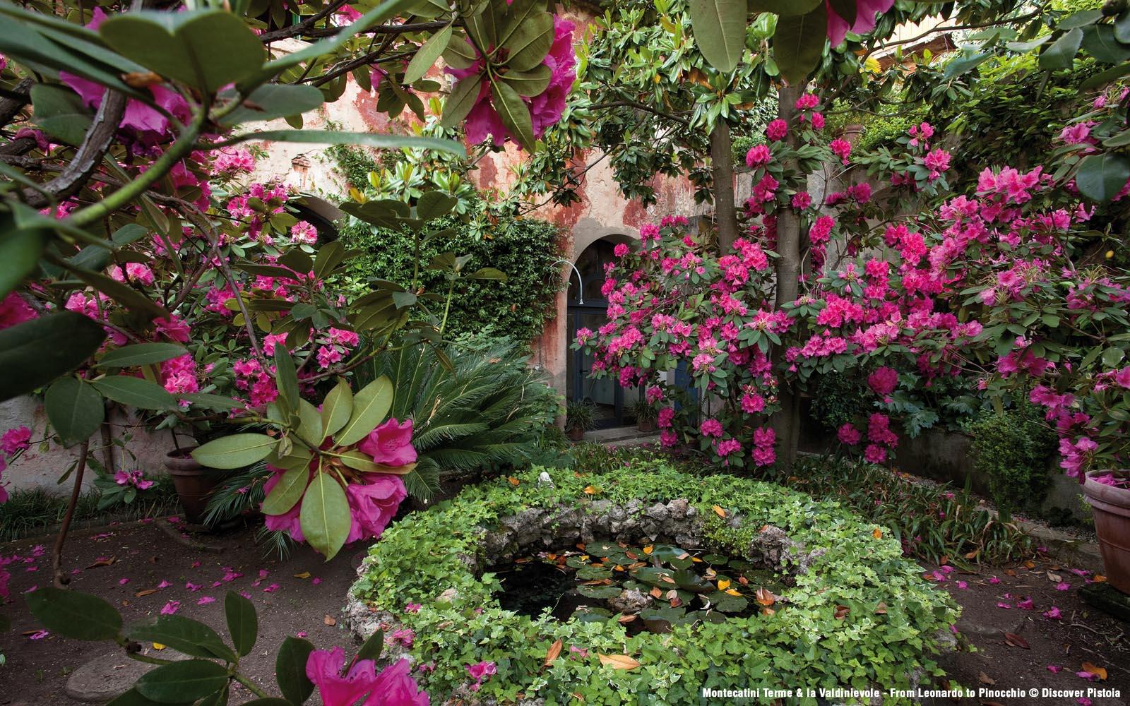 Buggiano buggiano between secret gardens and heritage for Garden giardini