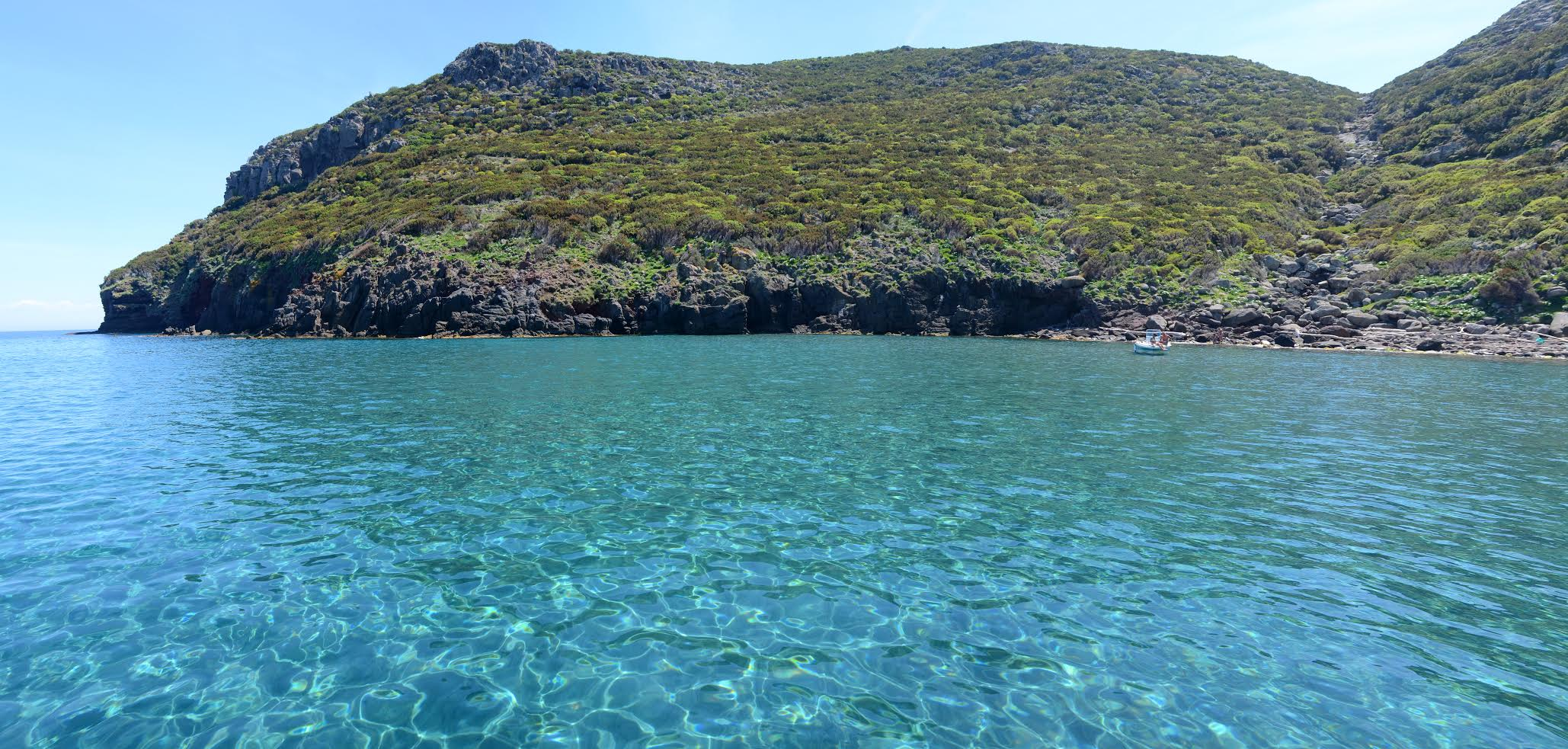Capraia Isola - Capraia in canto - Toscana Ovunque Bella