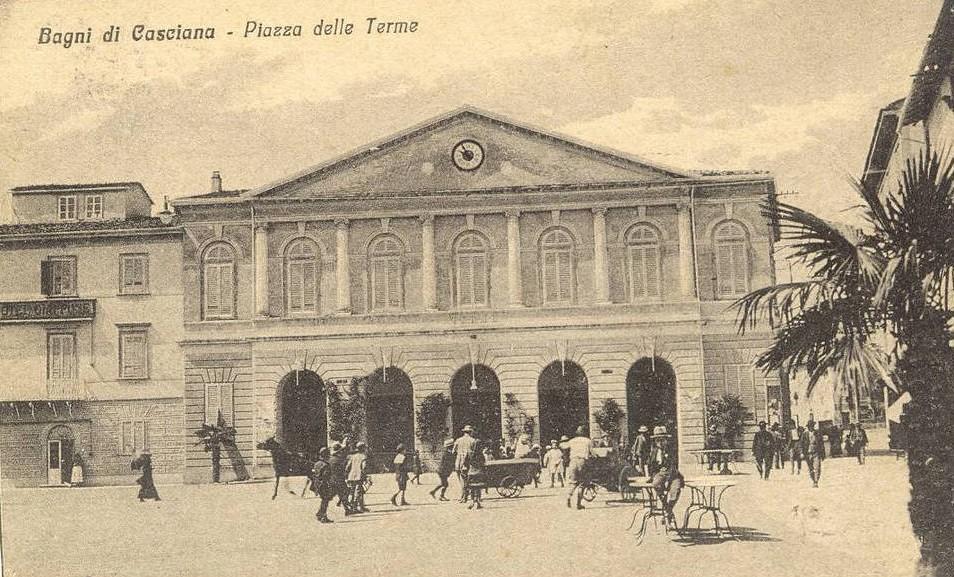 Casciana Terme Lari - The elegance of the blackbird - Tuscany ...