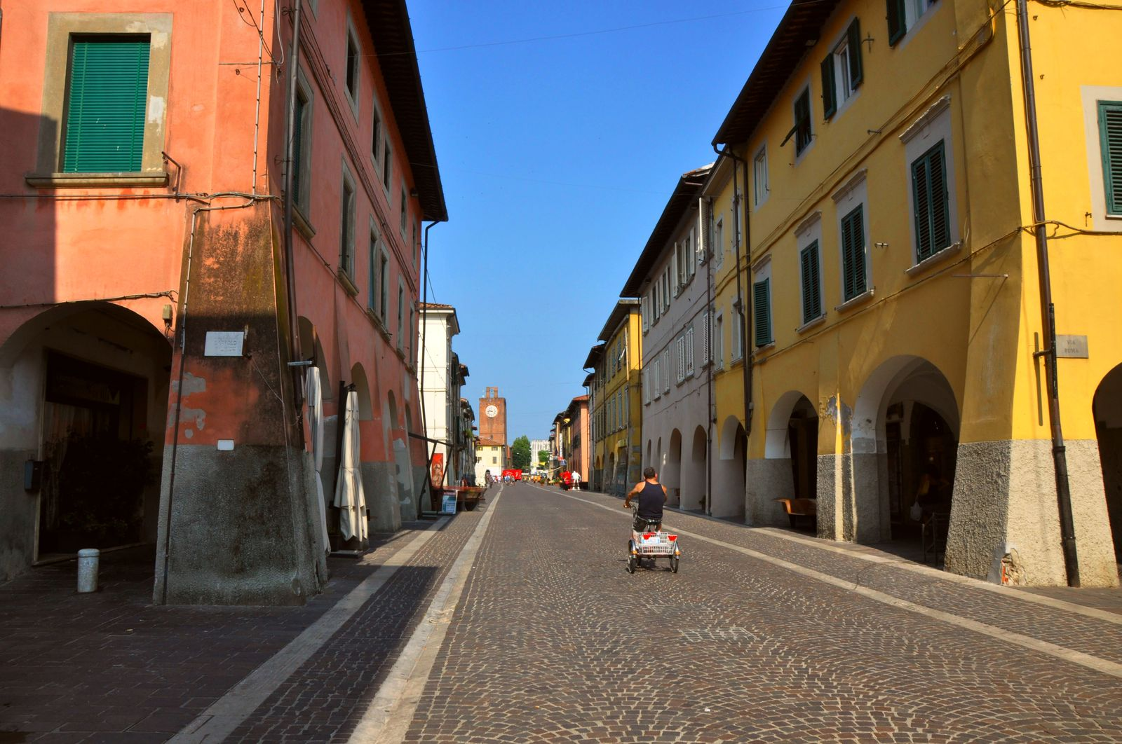 Cascina - Forever fighting the enemy