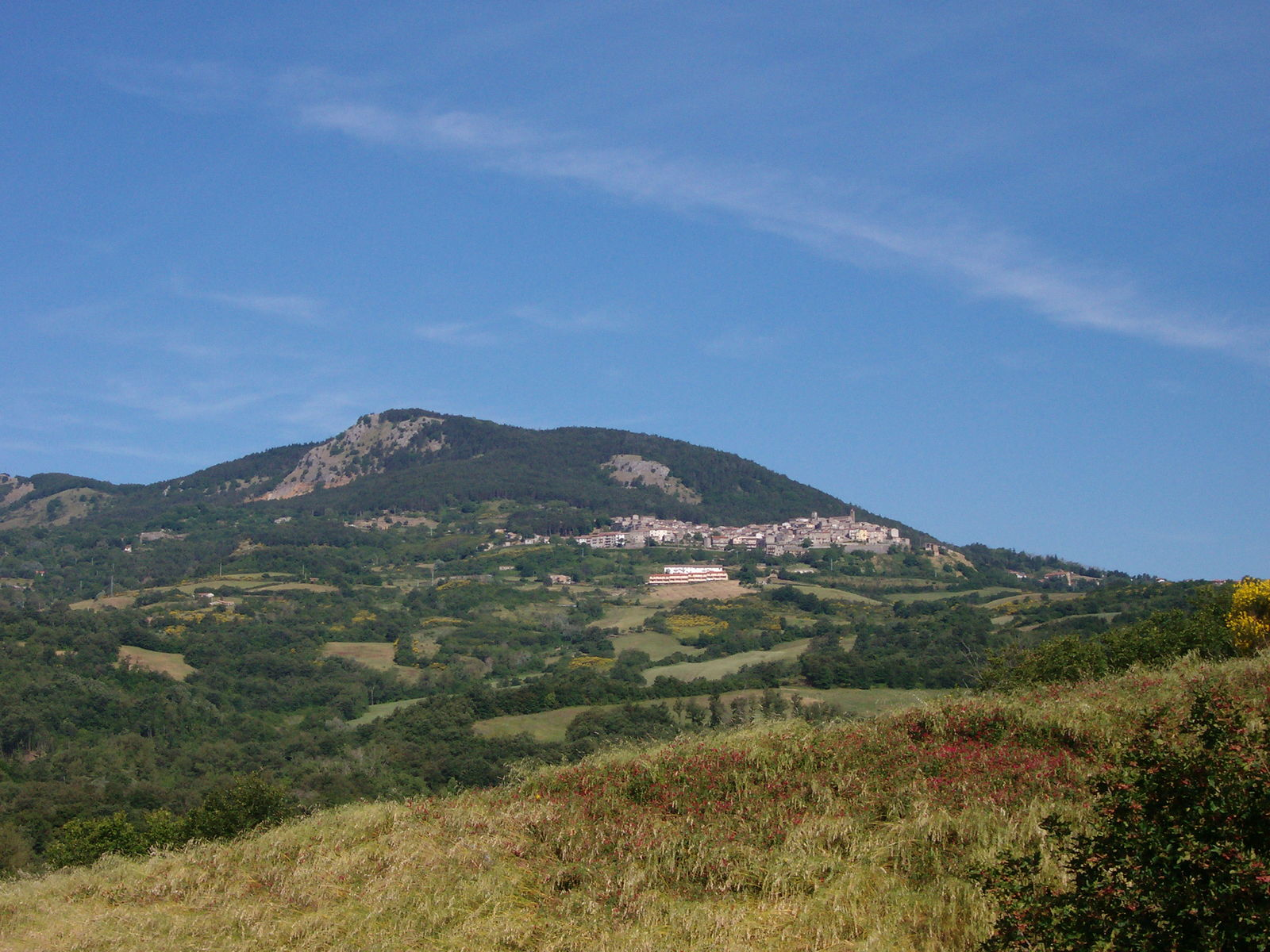 Castell'Azzara - Truffles, mines and a great many stories