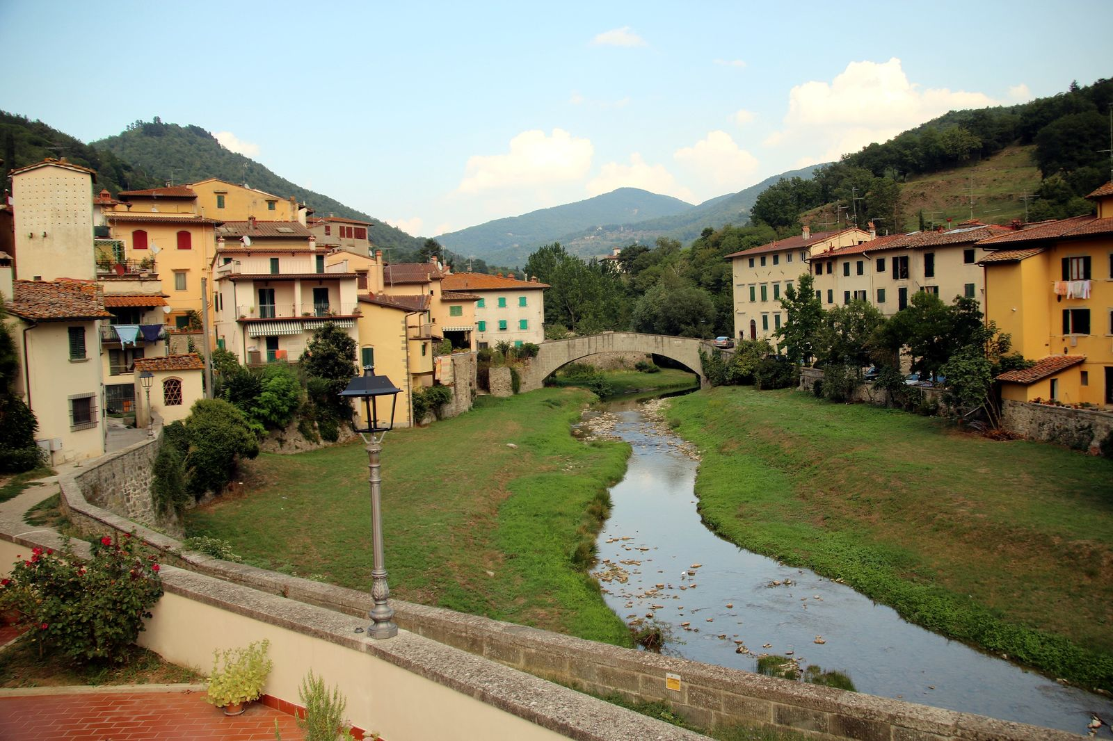 Dicomano - Between the Mugello and the Val di Sieve