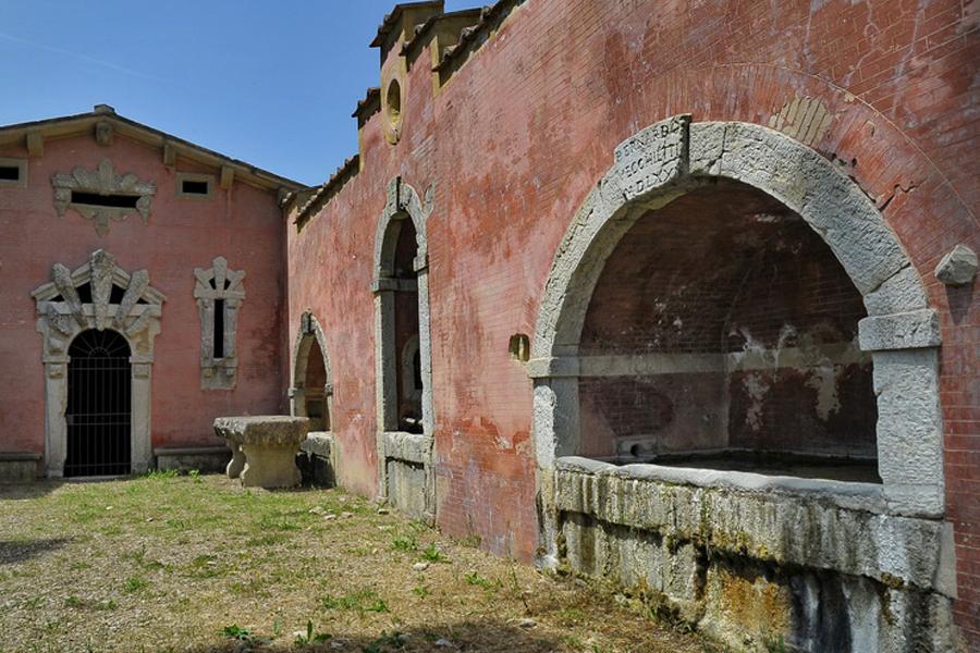 Bagno a ripoli the legend of the fata morgana tuscany beautiful