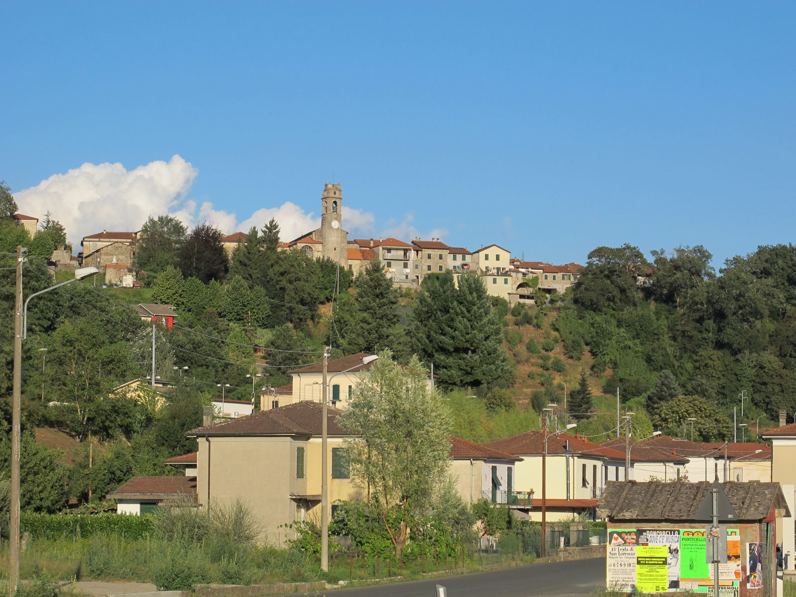 Filattiera - A medieval town with one festivity after another