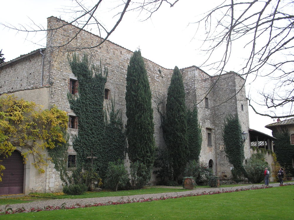 Gaiole in Chianti - In the best of places - Tuscany ...