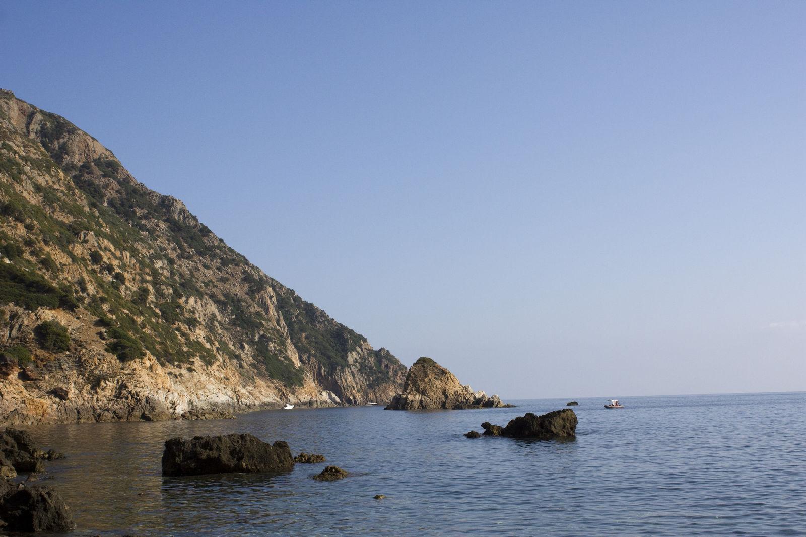 Isola del Giglio - The legend of Saint Mamilian
