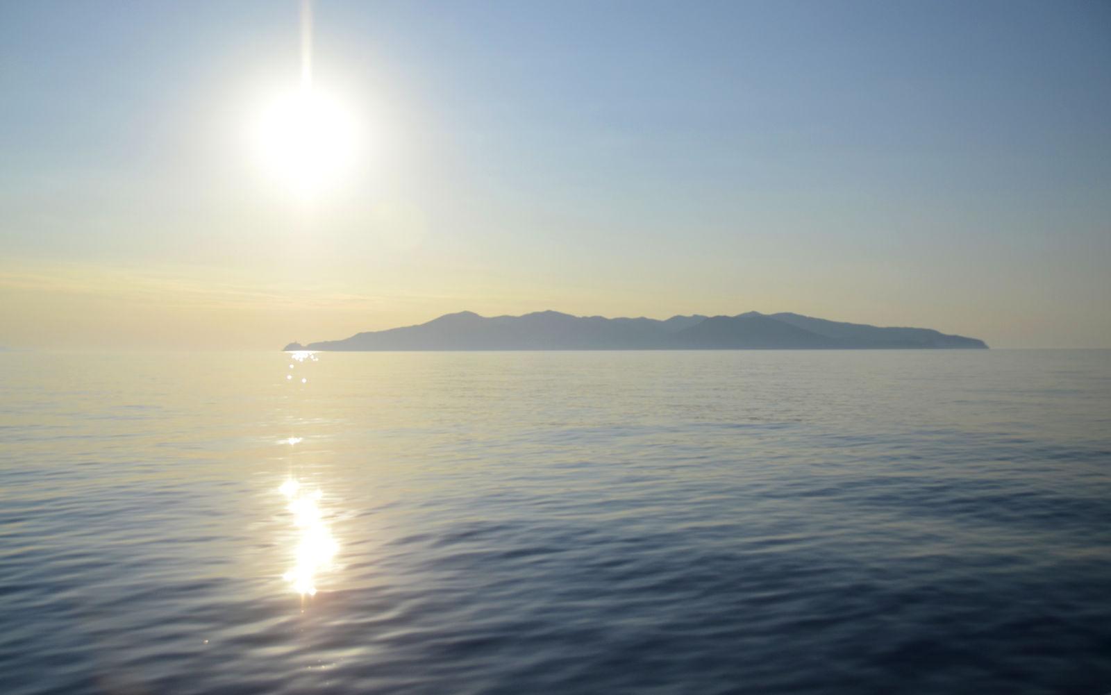Capraia Isola - Capraia in a poem