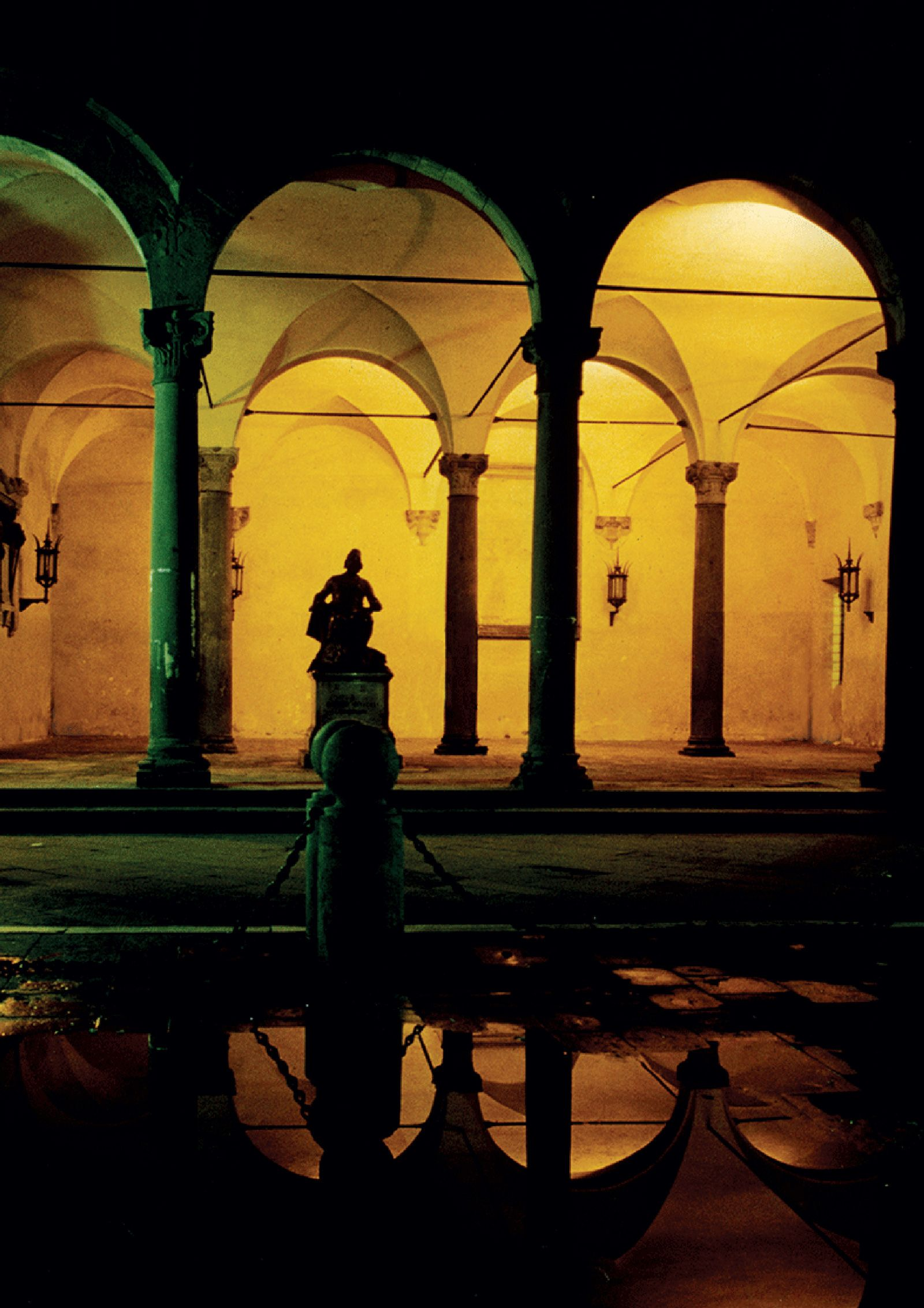 Lucca - The city of mysteries
