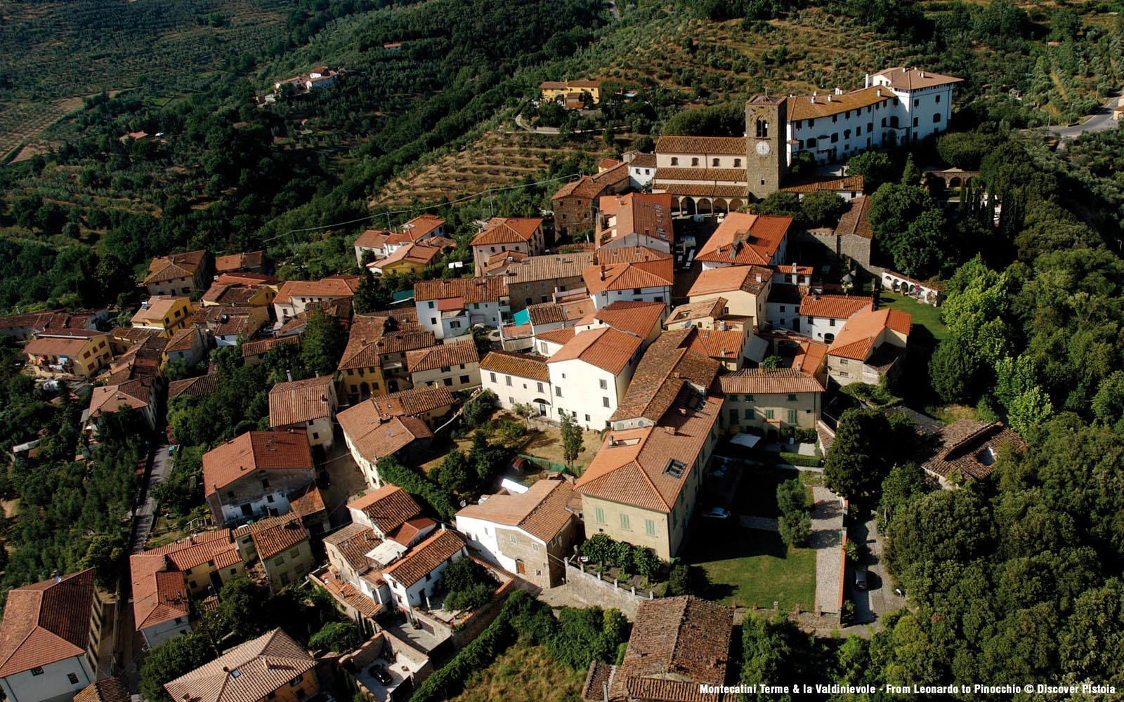Monsummano Terme - Monsummano terme: the eighth wonder of the world - Tuscany, Beautiful Everywhere