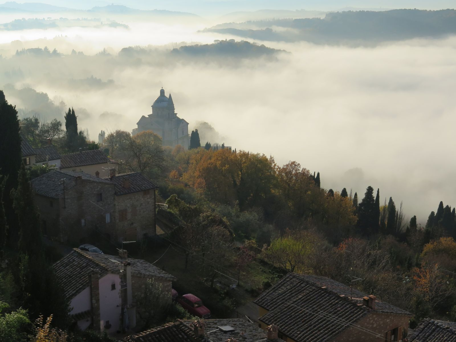Montepulciano - Art, culture, and a tradition of fine living