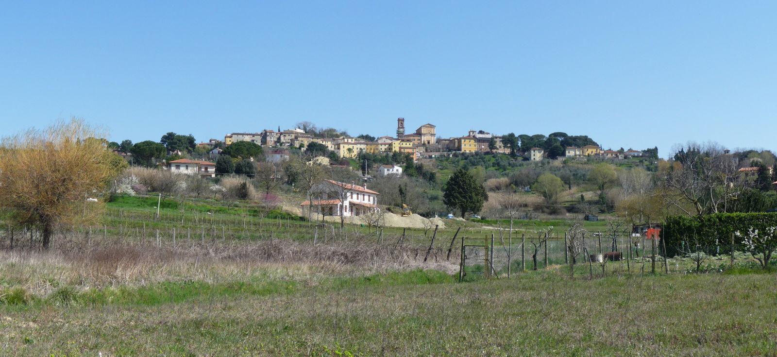 Crespina Lorenzana - In the heart of the Pisan hills