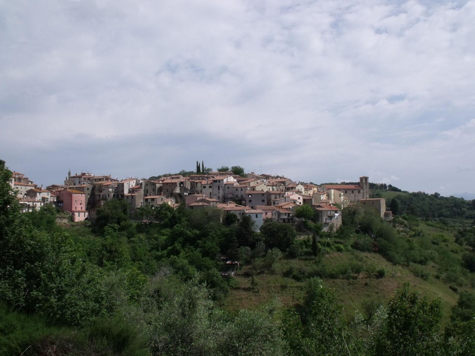 Scansano - Where Maremma wine is born