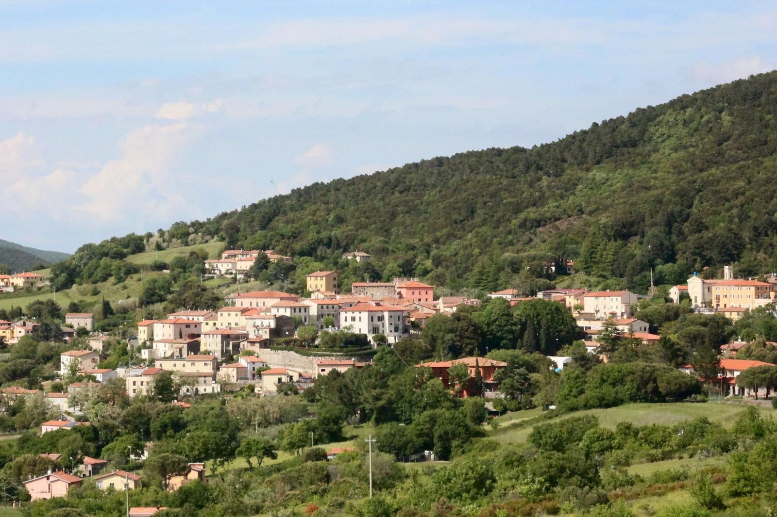 Castellina Marittima - The Alabaster City