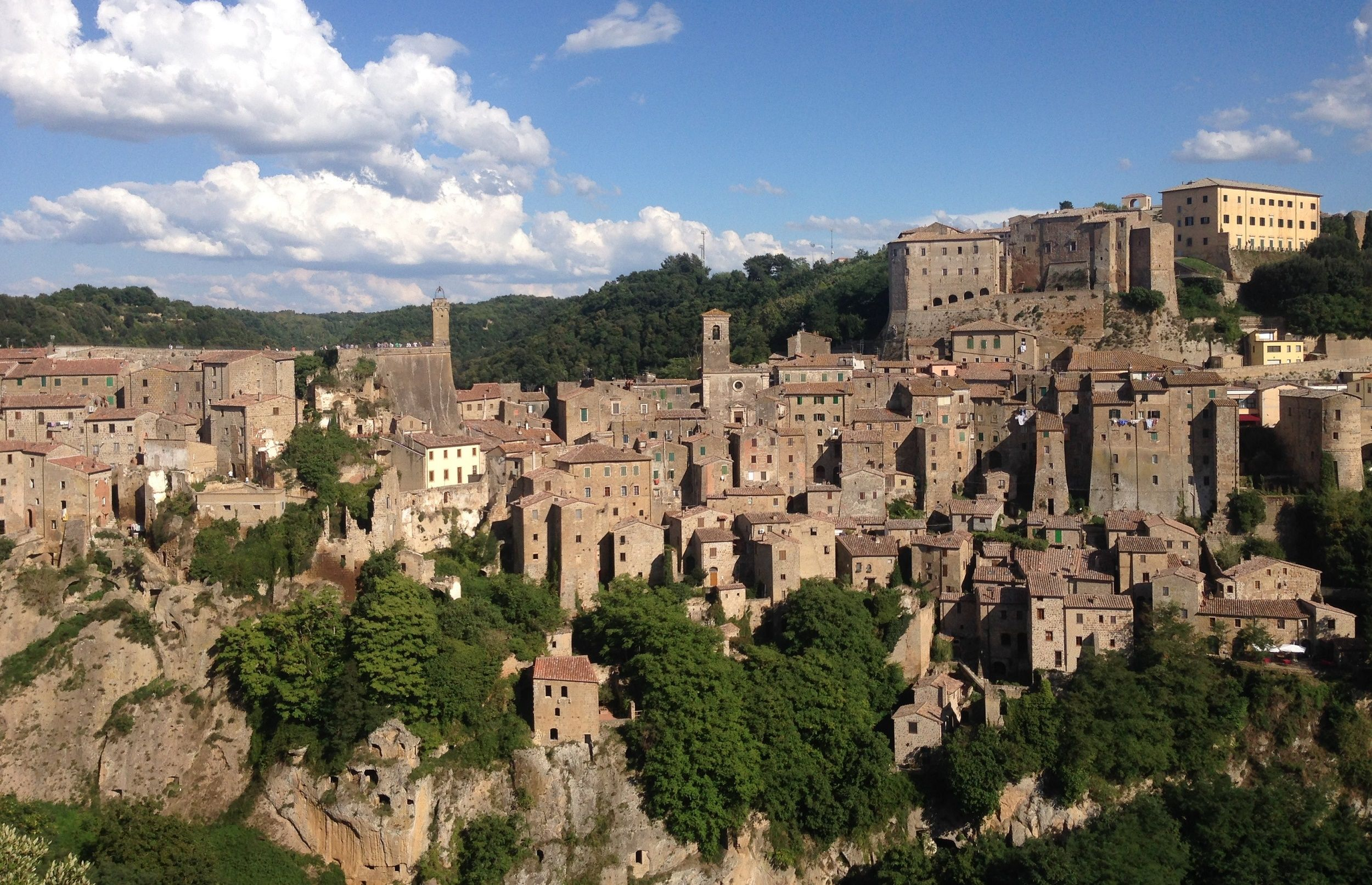 Sorano - Sorano and its territory: an open-air museum - Tuscany, Beautiful Everywhere