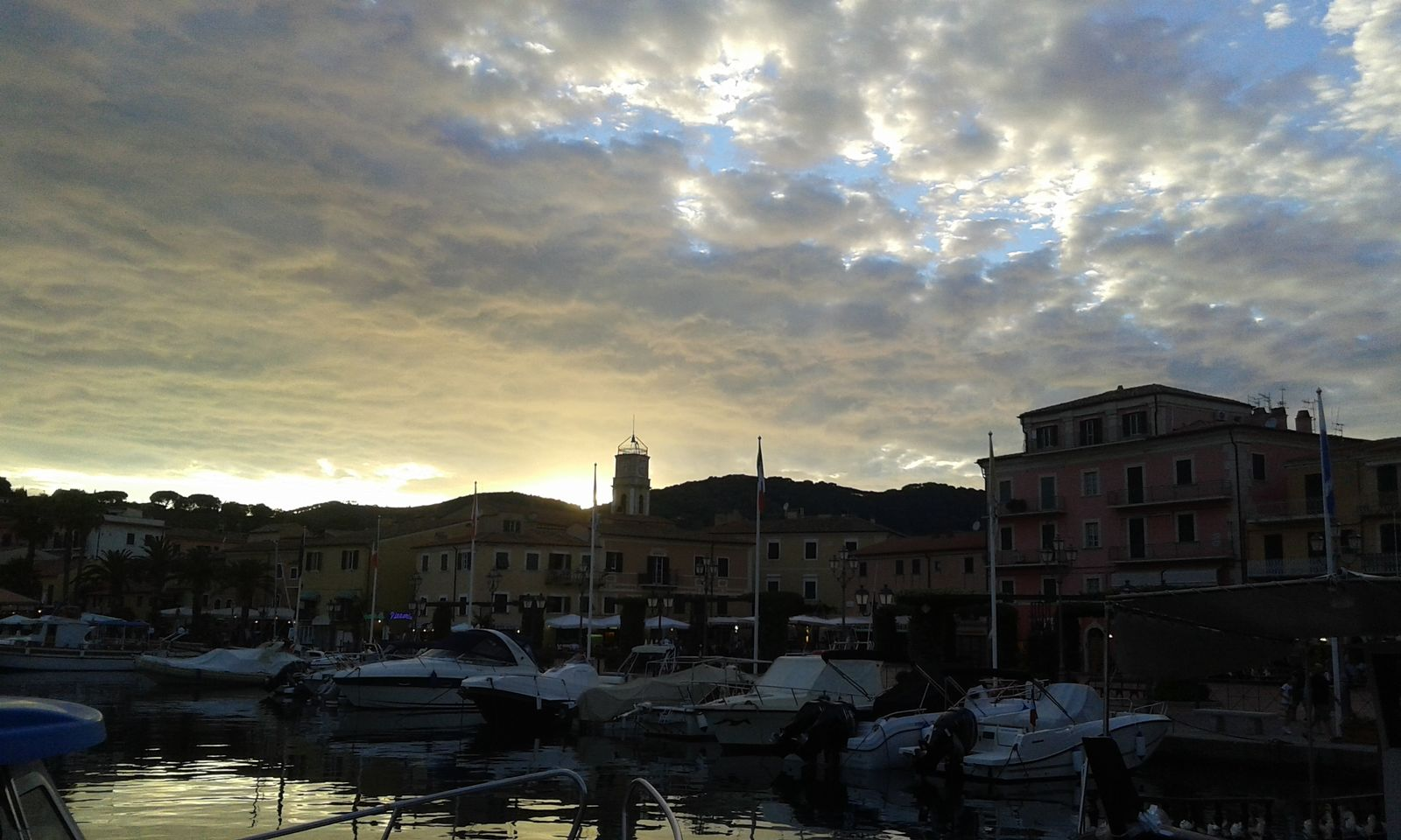 Porto Azzurro - The echo of a 400-year history
