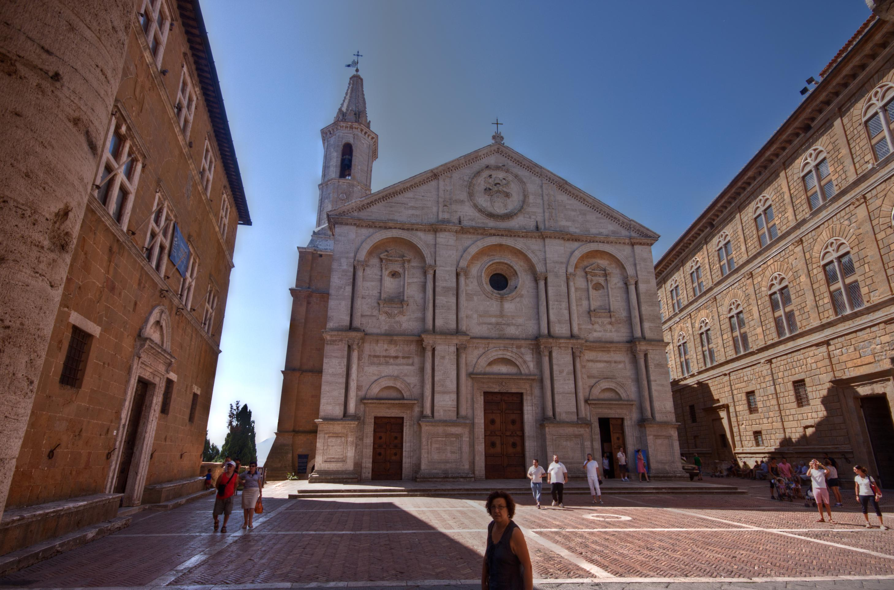 Pienza - The ideal city - Tuscany, Beautiful Everywhere
