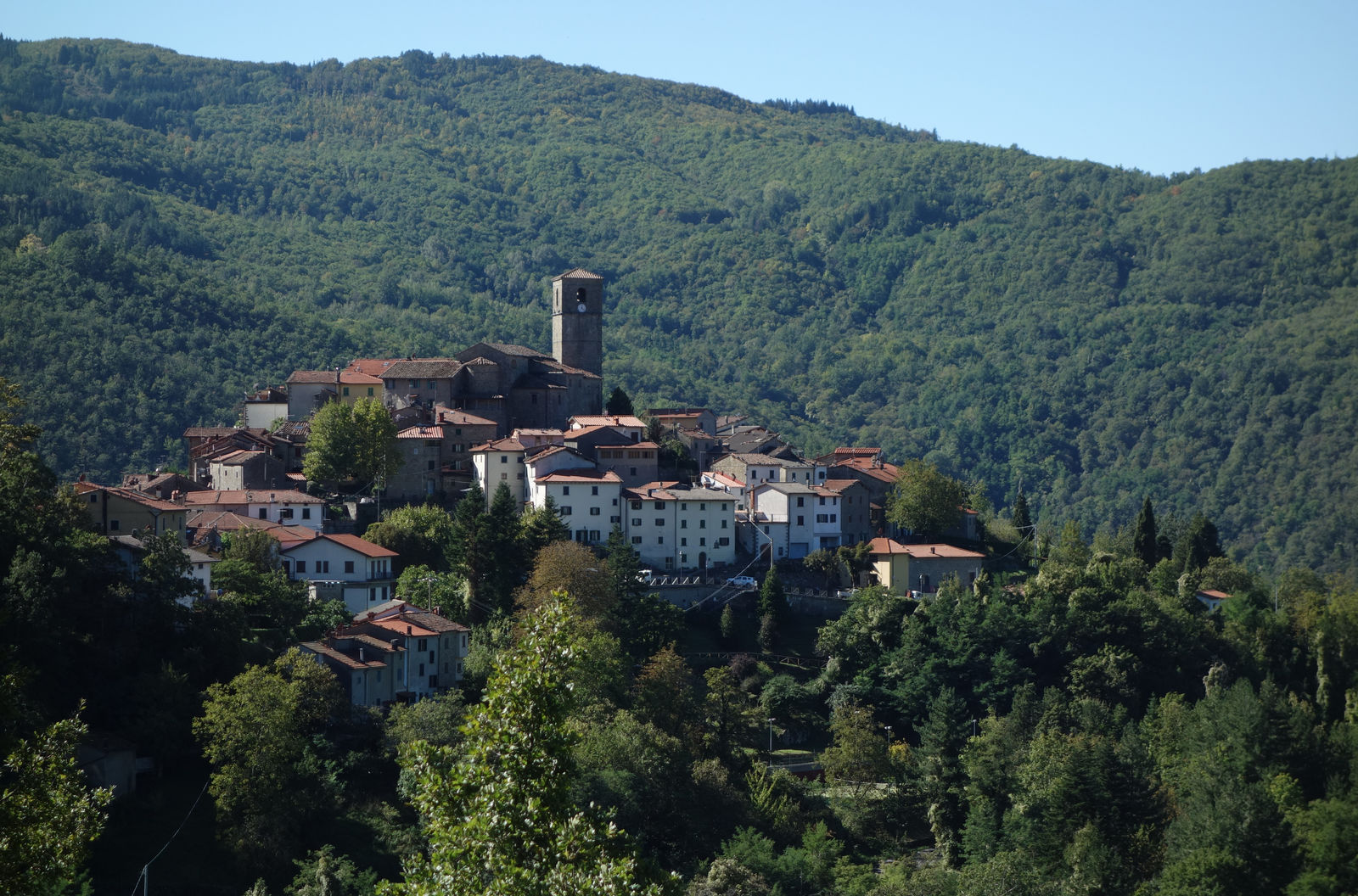 San Marcello Piteglio - The most beautiful mountain in Pistoia