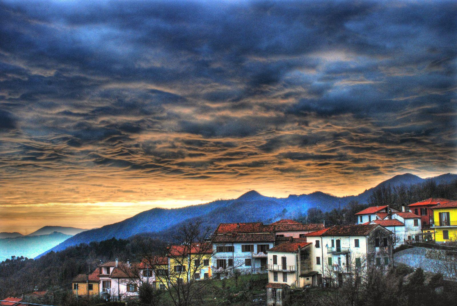 Podenzana - A village between two valleys