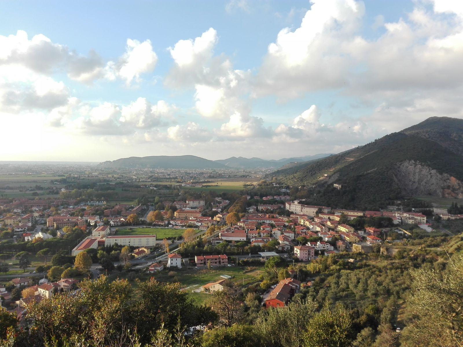San Giuliano Terme - The historic thermal baths
