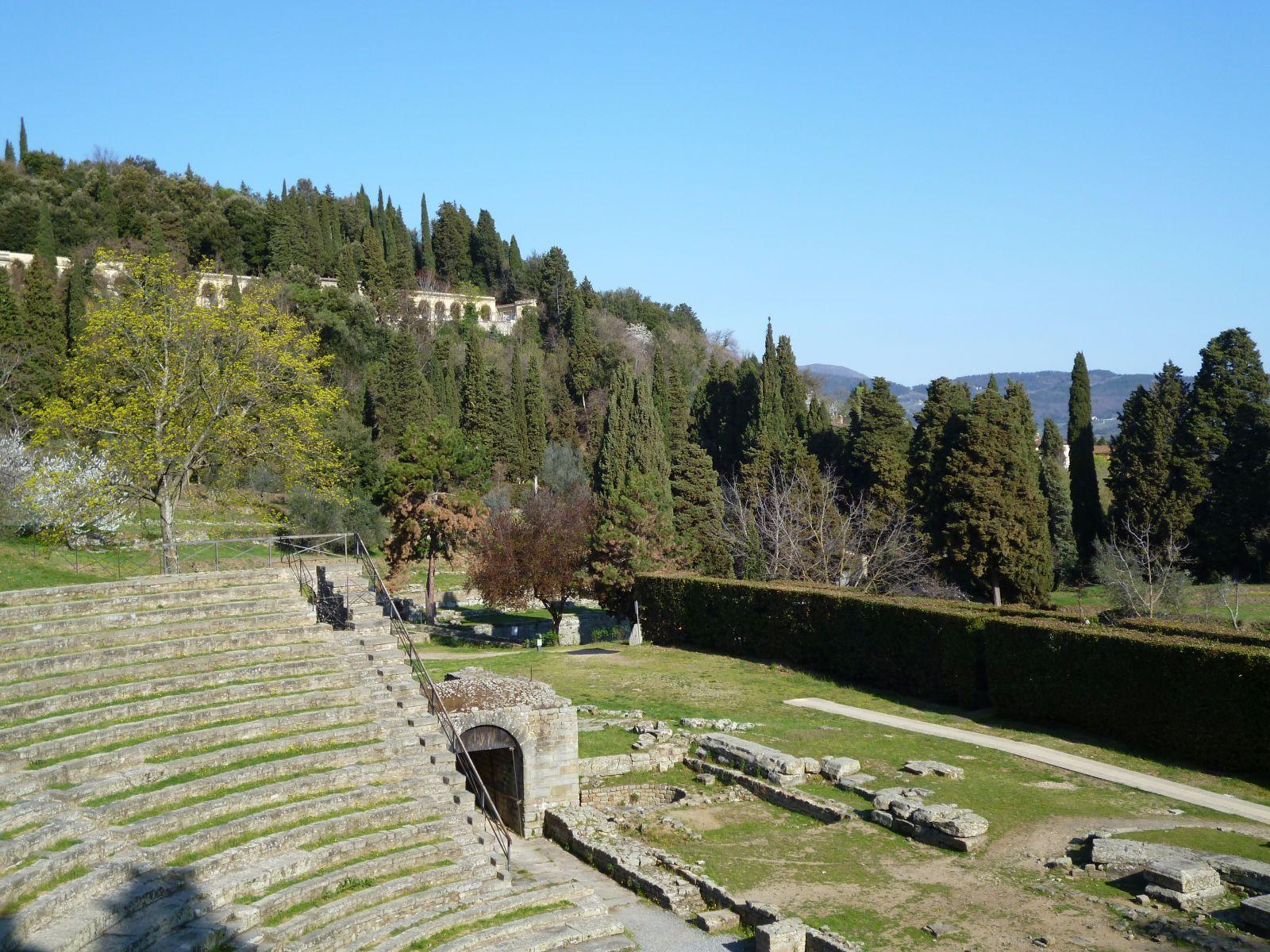 Fiesole - Fiesole, between stones and the sky - Tuscany, Beautiful Everywhere
