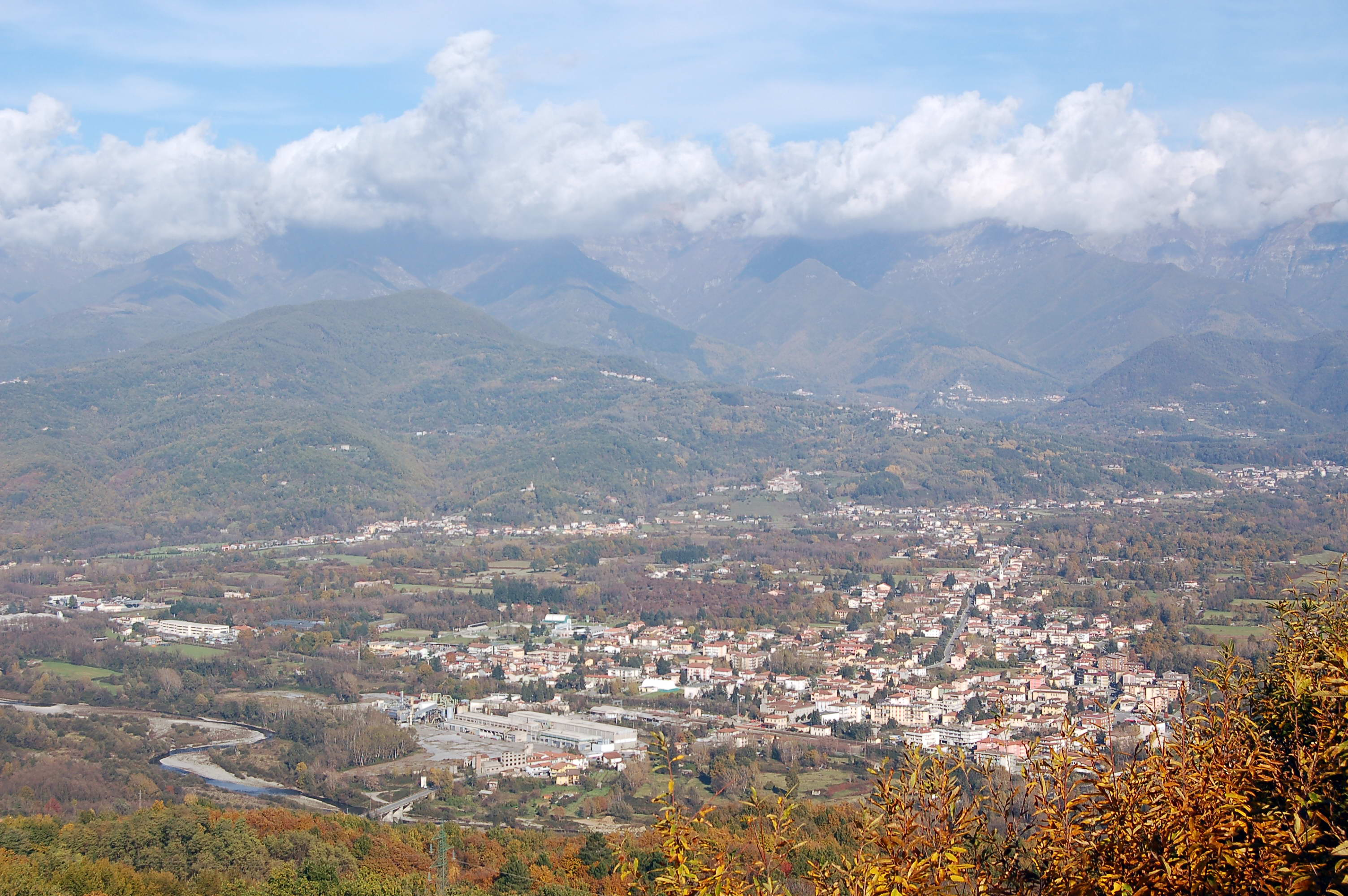 Villafranca in Lunigiana - The ups and downs of the Malaspina family