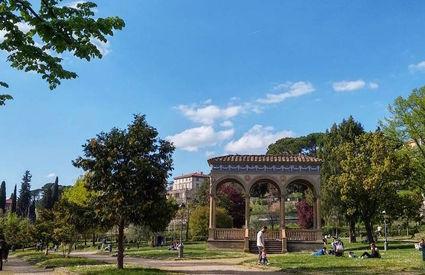 Firenze firenze la citt viva toscana ovunque bella - Giardino dell orticoltura firenze ...