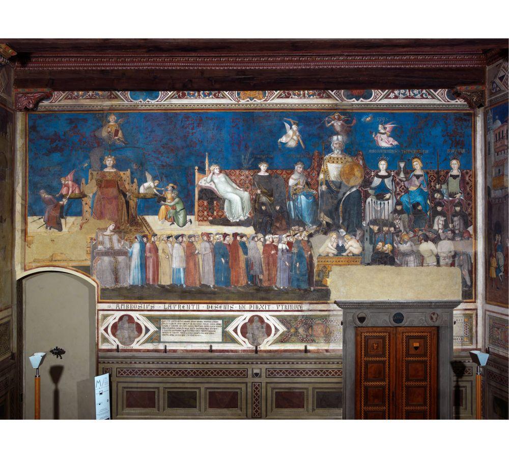 Siena - Scene di un'utopia possibile