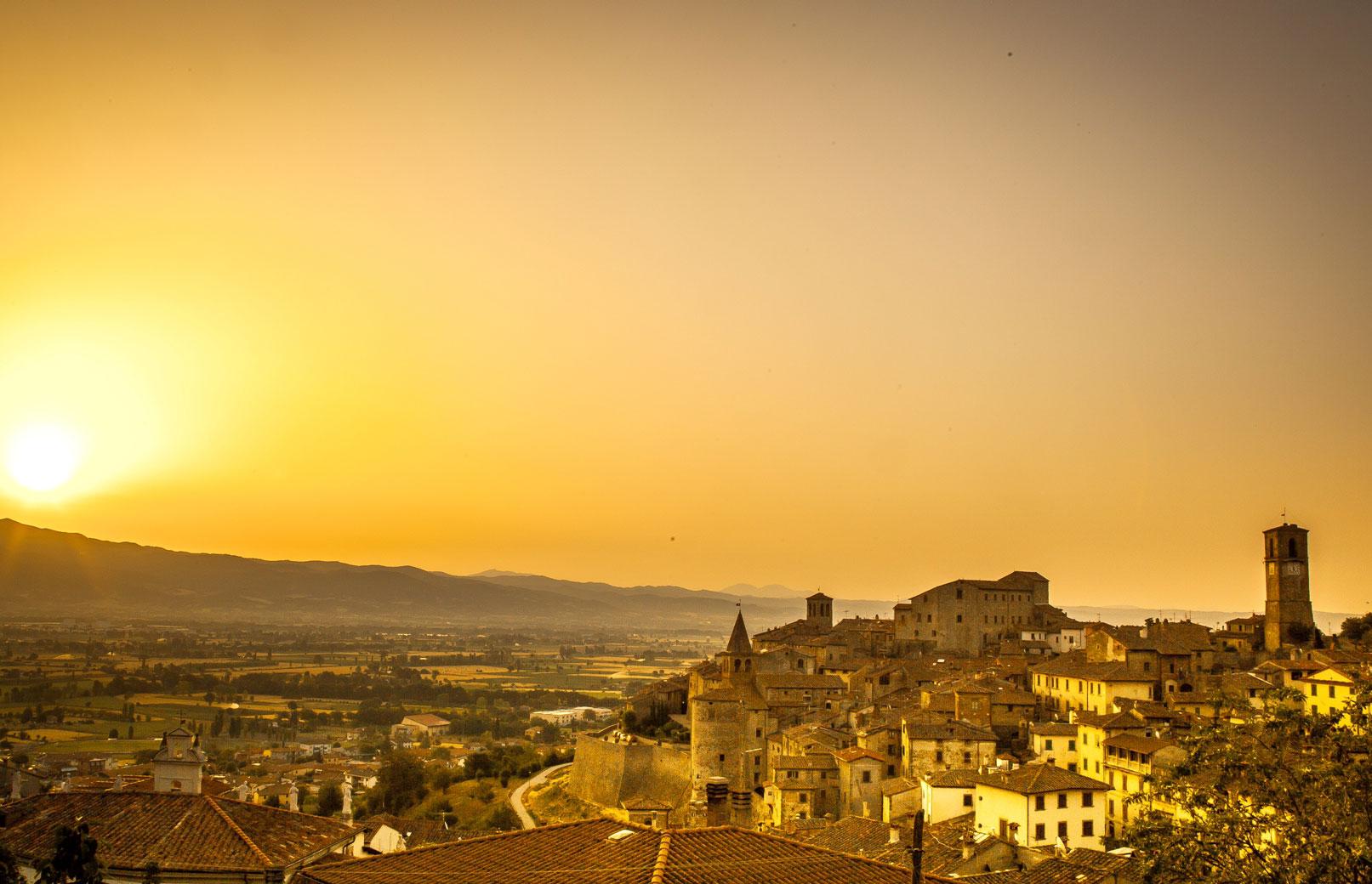 Anghiari - Anghiari, le strade e la Battaglia di Leonardo Da Vinci - Toscana Ovunque Bella