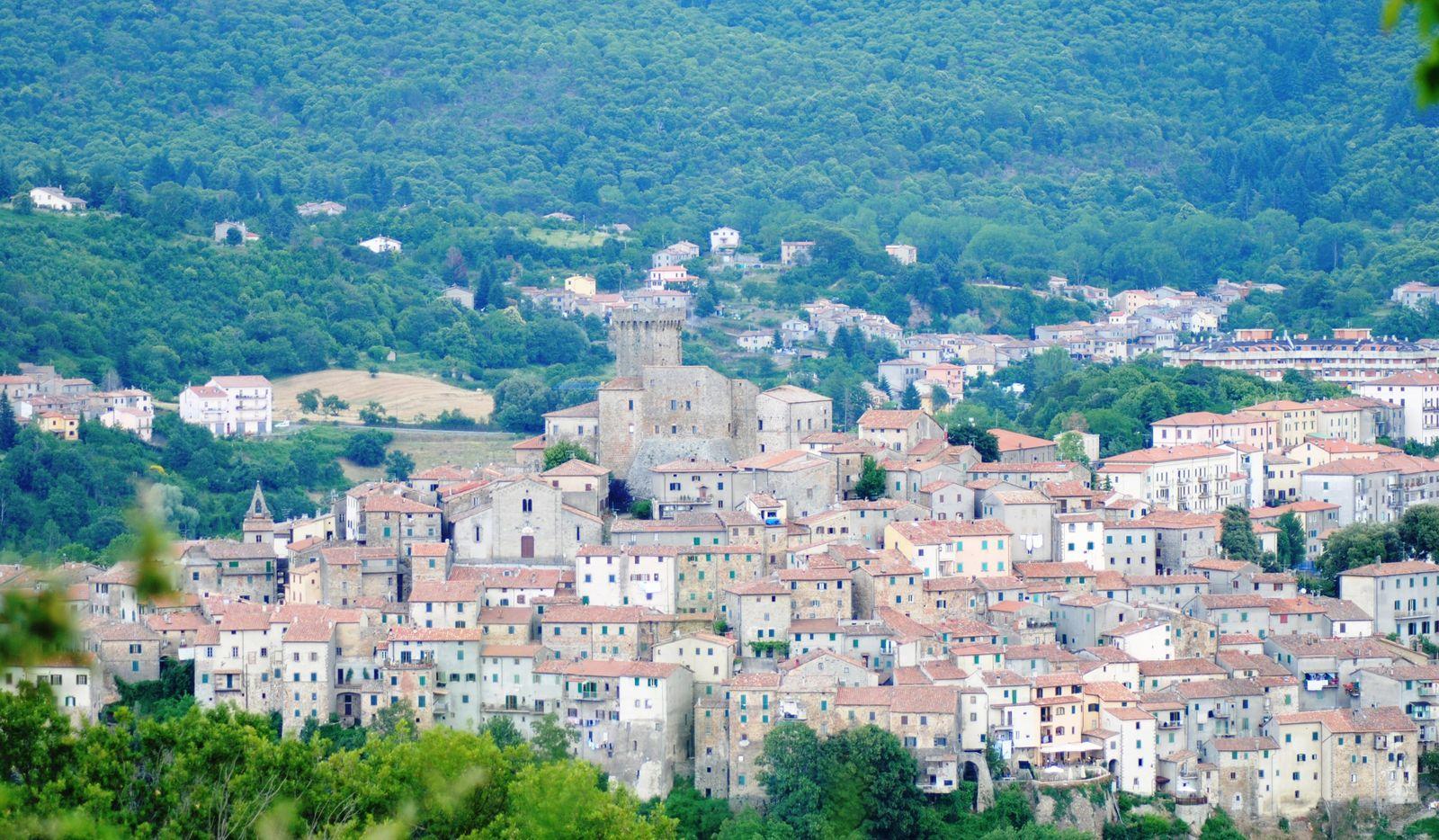 Arcidosso - Mistica e spiritualità alle falde del Monte Labbro - Toscana Ovunque Bella