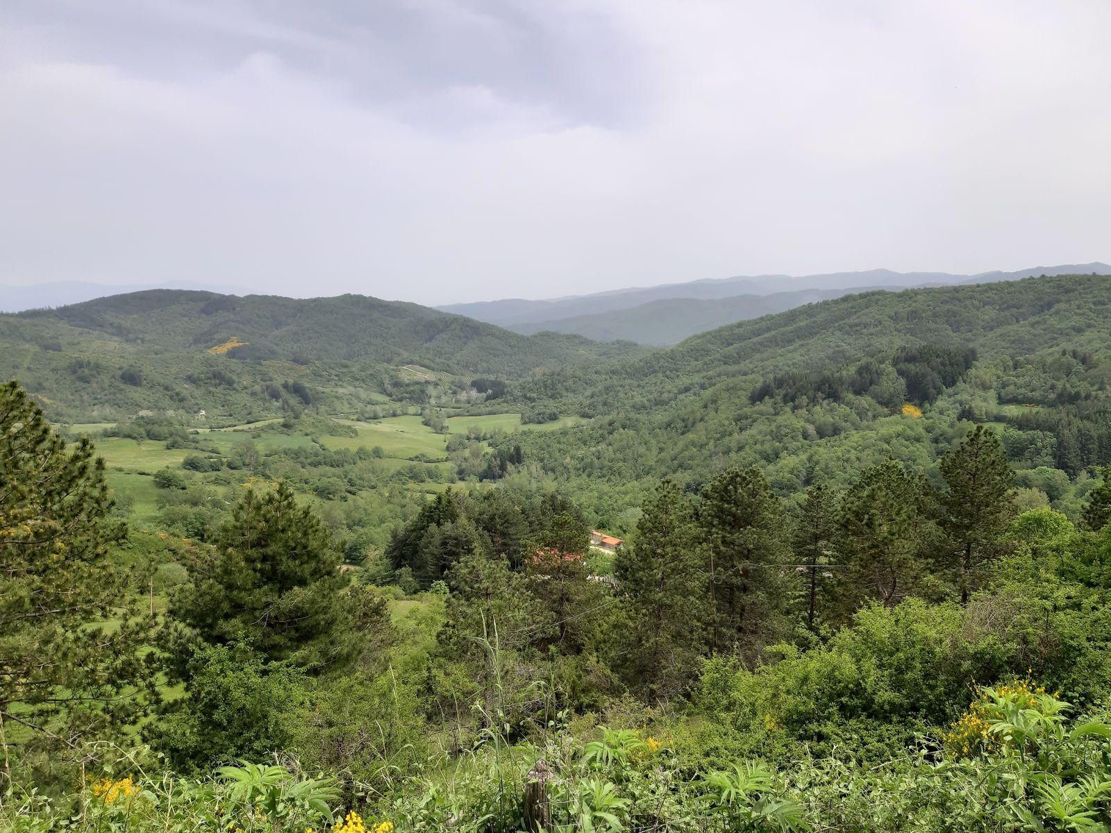 Montemignaio - Terra nascosta del Casentino