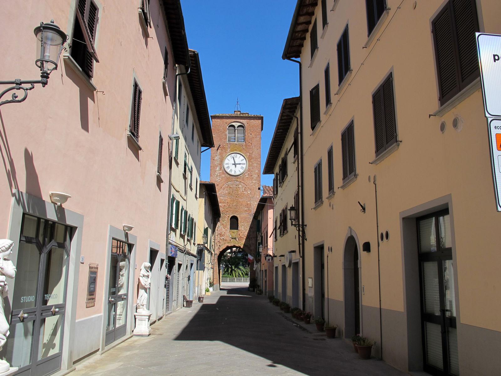 Castelfranco di Sotto - Il borgo che fece fortuna