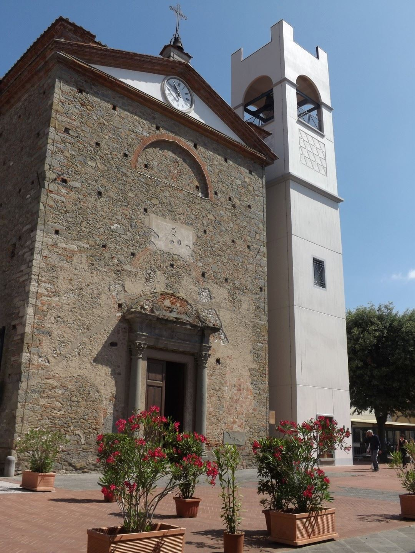 Chiesina Uzzanese - Lavoro, eserciti e pellegrini - Toscana Ovunque Bella