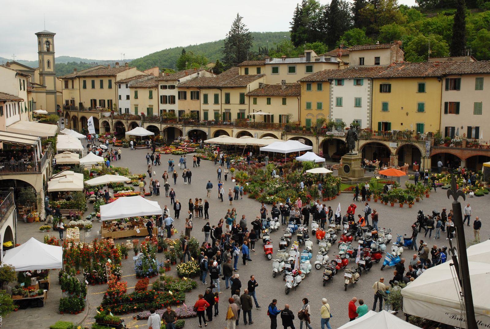 Greve in Chianti - Una nonna, una nipote e le gioie di una vita semplice - Toscana Ovunque Bella