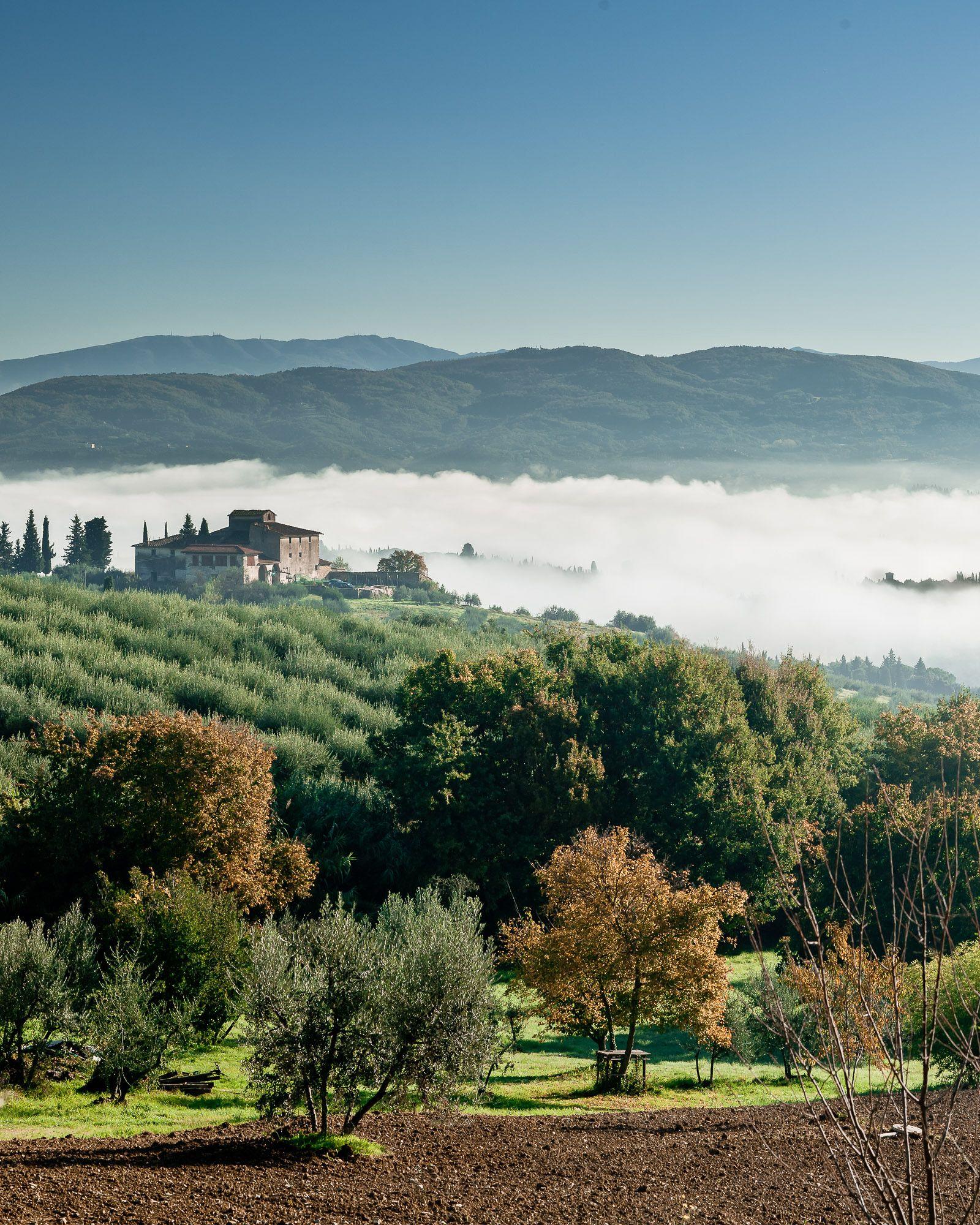 Impruneta - Il fuoco dell'Impruneta: un racconto di Marco Vichi - Toscana Ovunque Bella