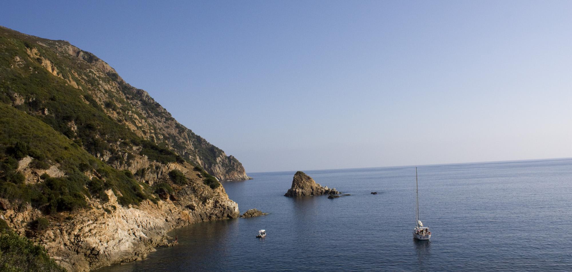 Isola del Giglio - La leggenda di San Mamiliano
