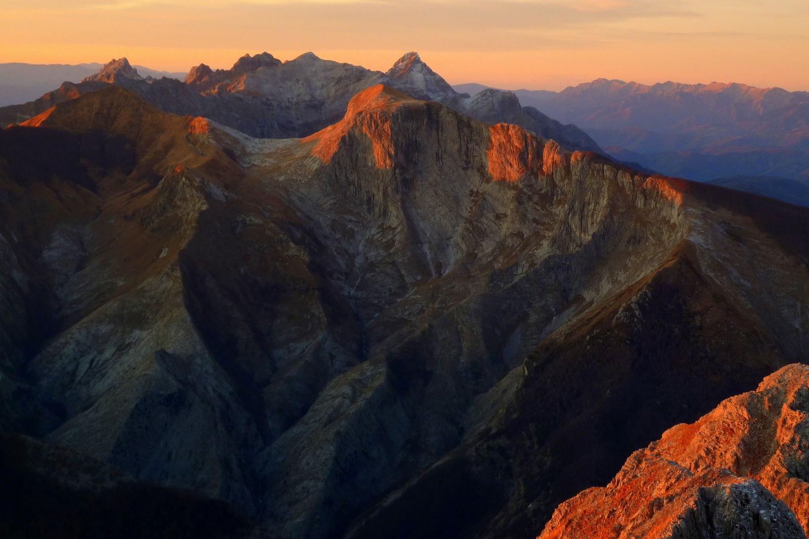 Stazzema - Tra montagne irripetibili