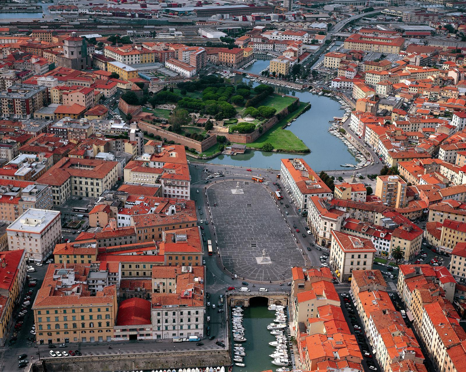 Livorno - Città Medicea delle Nazioni