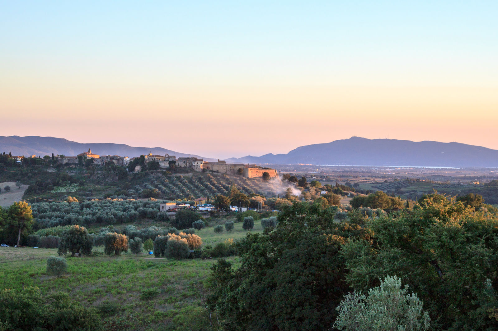 Magliano in Toscana - I Luoghi dello spirito