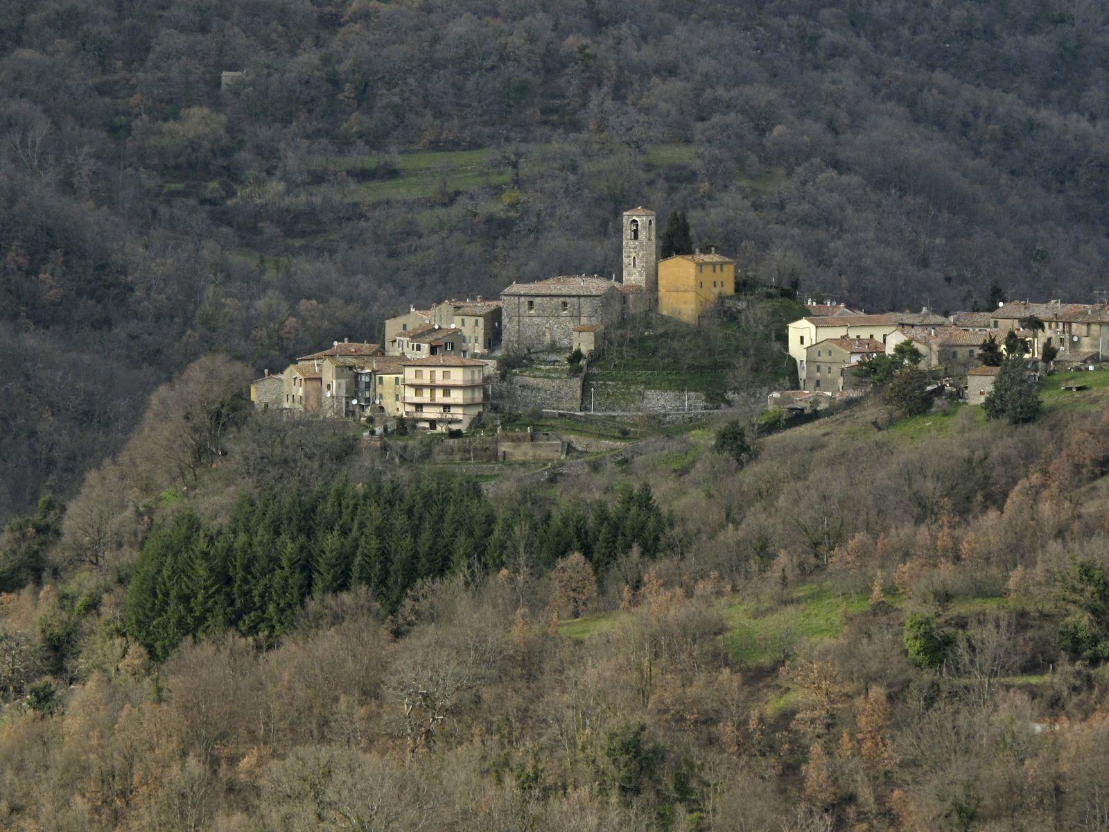 Montieri - Montieri, un paese nel bosco tra Medioevo e green-economy - Toscana Ovunque Bella
