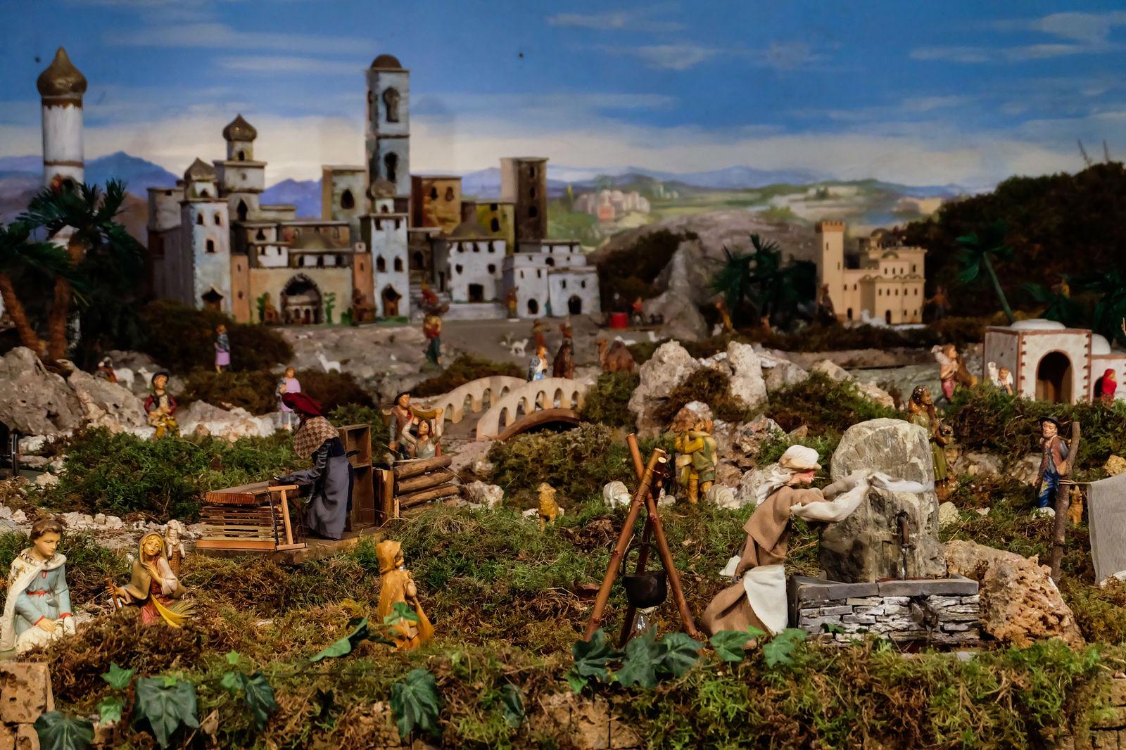 Aulla - Il presepe meccanico di Pallerone - Toscana Ovunque Bella